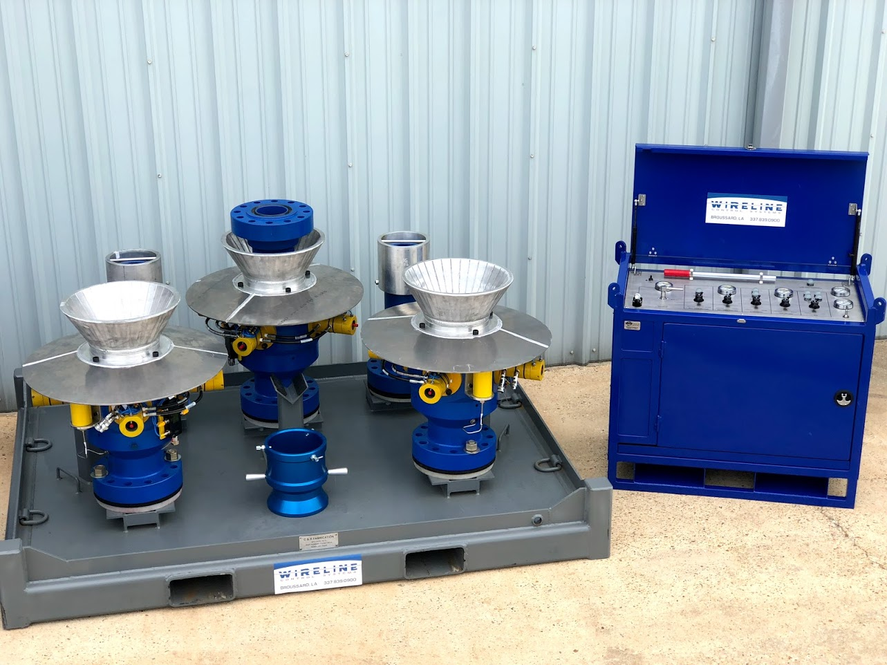 Hydraulic Latch Assembly Package